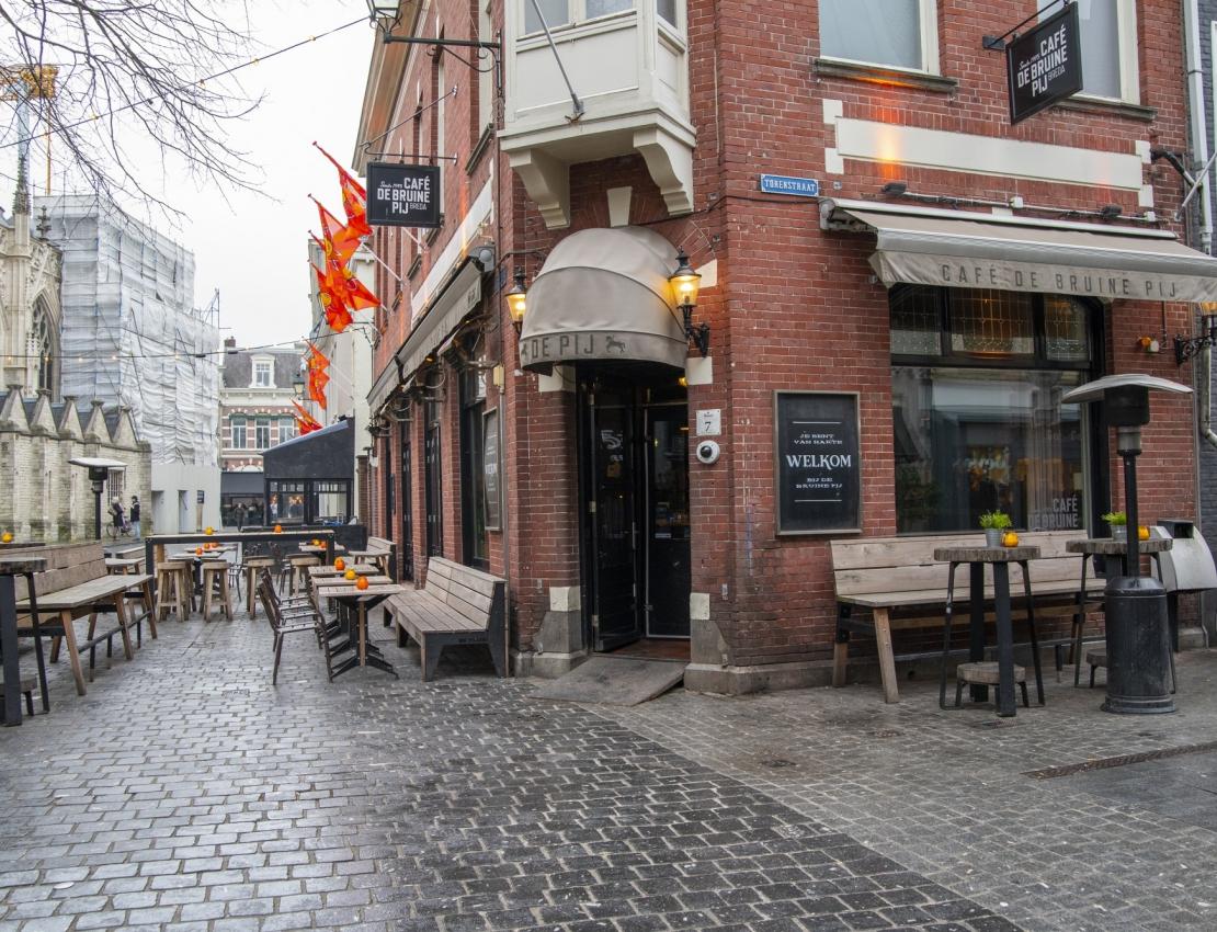Café de Bruine Pij