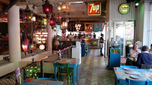 Lekker dineren bij Bazar in Rotterdam