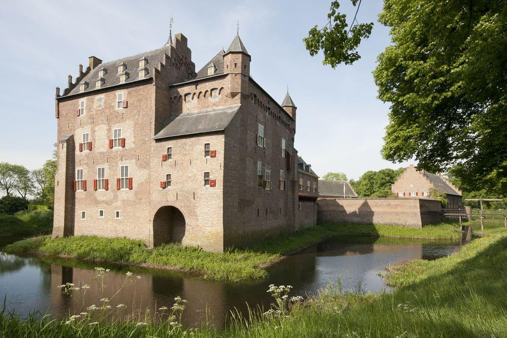 Doorwerth castle (the Netherlands)