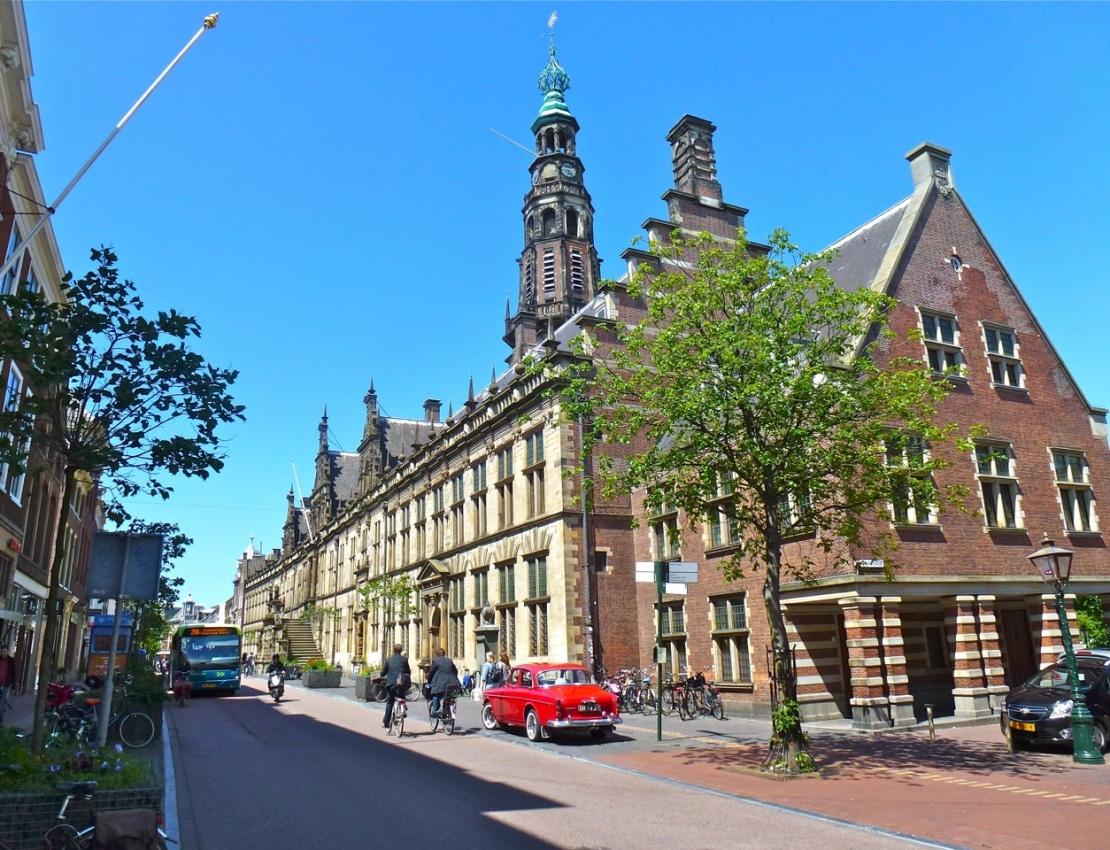 stadhuis-leiden